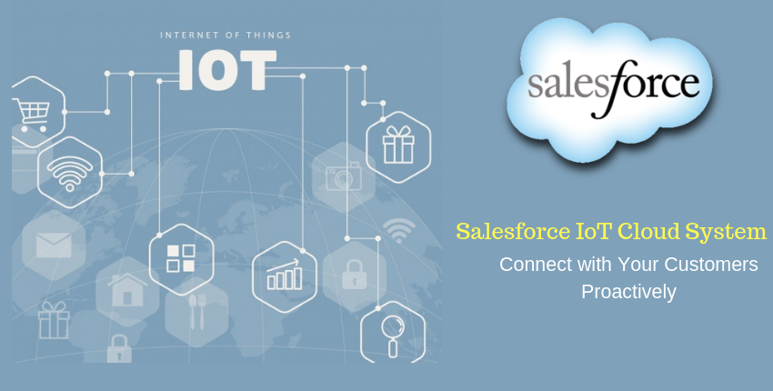 Salesforce IoT Cloud System
