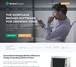 BROKERENGINE | Offshore Software Development Services Company Portfolios