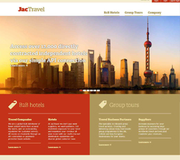 JACTRAVEL | Offshore Software Development Services Company Portfolios