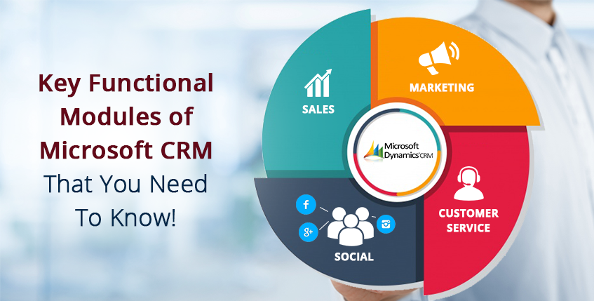 Key Functional Modules of Microsoft CRM That You Need To Know! | Enterprise Solution Development Blog