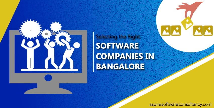 Selecting the Right Software Companies in Bangalore