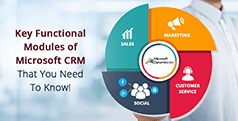 Key Functional Modules of Microsoft CRM That You Need To Know | Microsoft CRM Solution