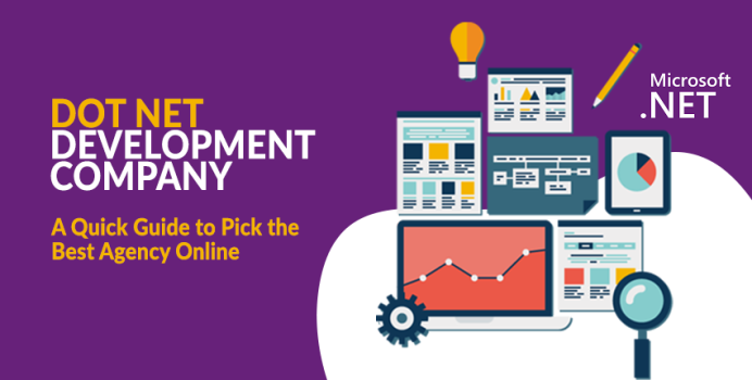 A Quick Guide to Pick the Best Dot Net Development Company Online